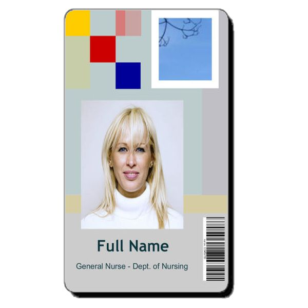 19 best Healthcare Hospital Badge images on Pinterest Badge - id card