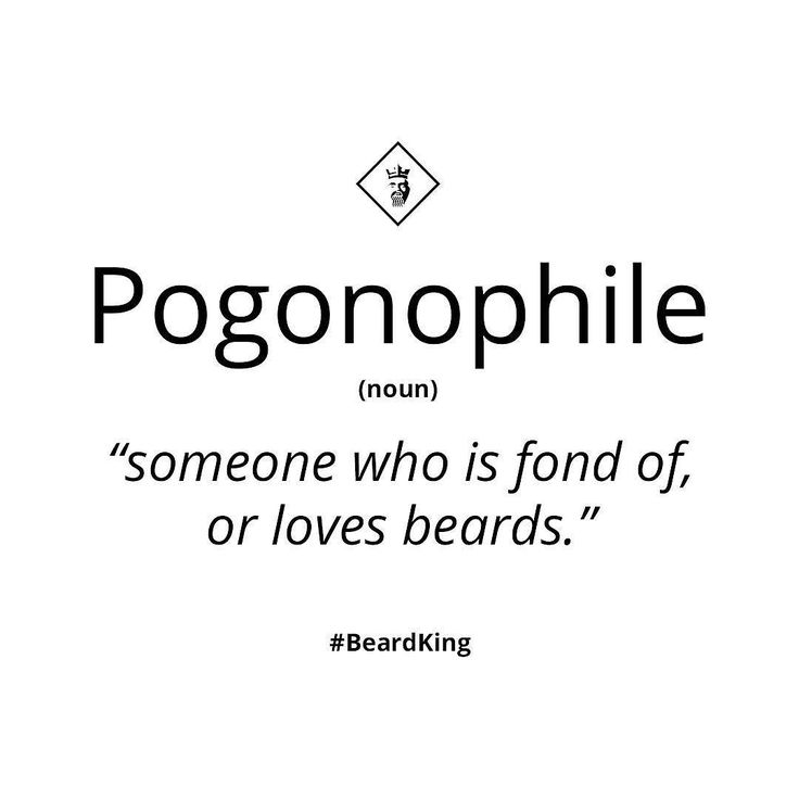 via @beardking: Double-Tap & Share if you or someone you know is a Pogonophile! #BeardKing #Pogonophile