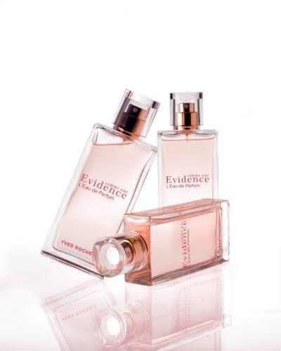Comme une Evidence #perfume #yvesrochertr