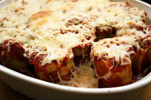 Lasagna rollsPre Mad Sauces, Crock Pots, Lasagna Rolls Up, Dinner Parties, Doug Restaraunt, Dinner Entrees, Food Recipe, Dinner Recipe, Delicious Food