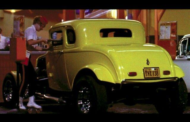 Milners 32 Deuce Coupe American Graffiti Hot Rods
