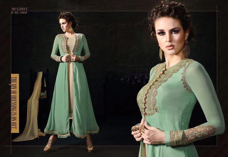 Anarkali Salwar Kameez Bollywood  Indian Pakistani Designer Ethnic Dress Suit   #NewIndianEthnicHouse #SalwarKameez