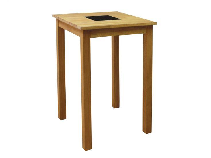 JASMINE Barbord 70 Ek i gruppen Inomhus / Bord / Barbord hos Furniturebox (100-25-67142)