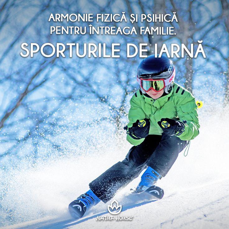 O vacanță la schi alături de copii reprezintă un prilej potrivit pentru a-i iniția pe aceștia în tainele sporturilor de iarnă. De exemplu, schiul este un sport complex, care contribuie la dezvoltarea fizică și psihică a copiilor, deoarece dezvoltă mobilitatea și echilibrul, întărește mușchii, oasele și sistemul imunitar. #sănătate #sport