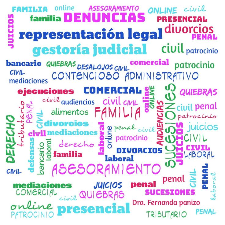 Abogados en Mar del Plata - Estudio Juridico Panizo. SOLICITE TURNO al Te. (0223) 491-5159 o al Cel. 156-157942