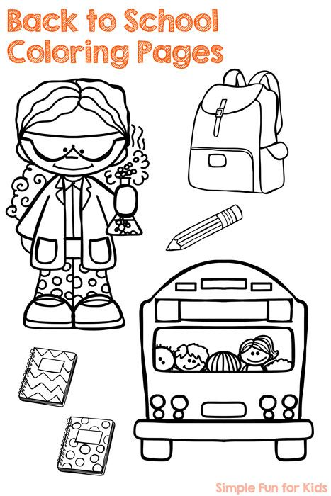 d5edaed7395fee78e996e99f75321124--school-coloring-pages-tot-school Get ready to go back to school with these fun Back to School Coloring Pages! Cartoon