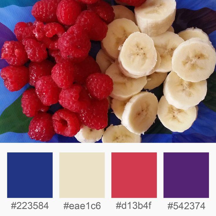 Colours Inspiration – Navy, Beige, Cherry, Purple