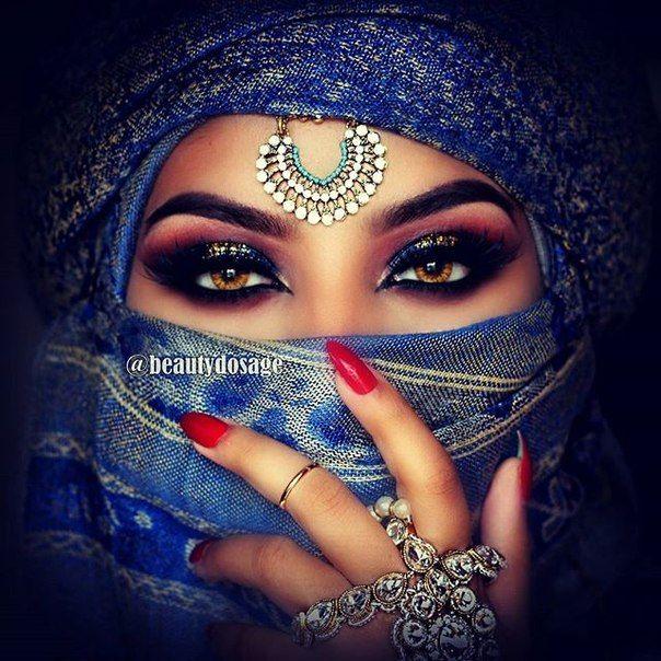 Foto   – Beauty's veiled