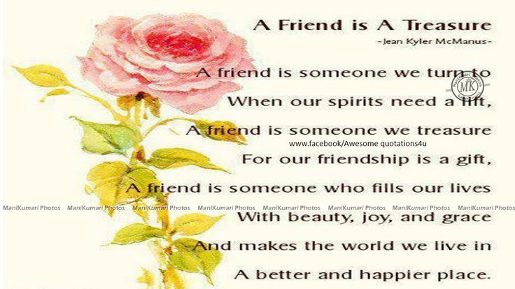 A true friend freely, advises justly, assists readily ...