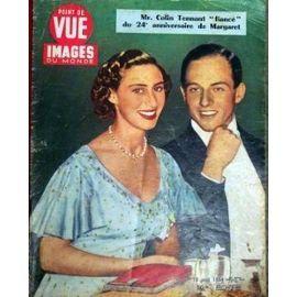 Point De Vue Images Du Monde N° 324 Du 19/08/1954 - Mr. Colin Tennant - Fiance - Du 24e Anniversaire De Margaret.