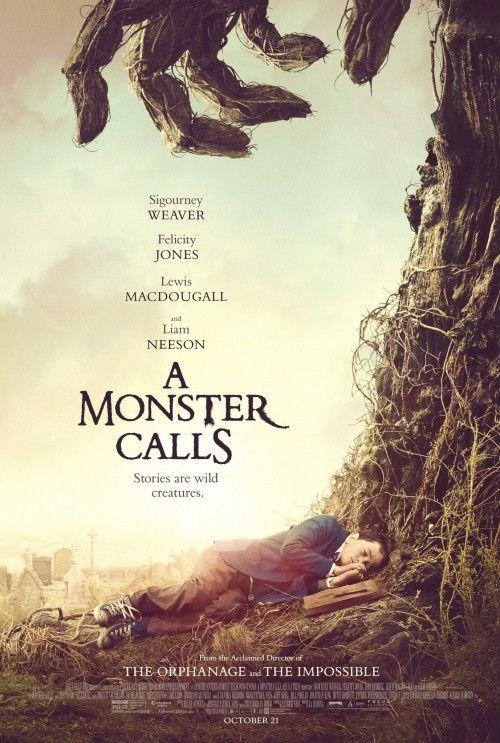 Siedem minut po północy / A Monster Calls