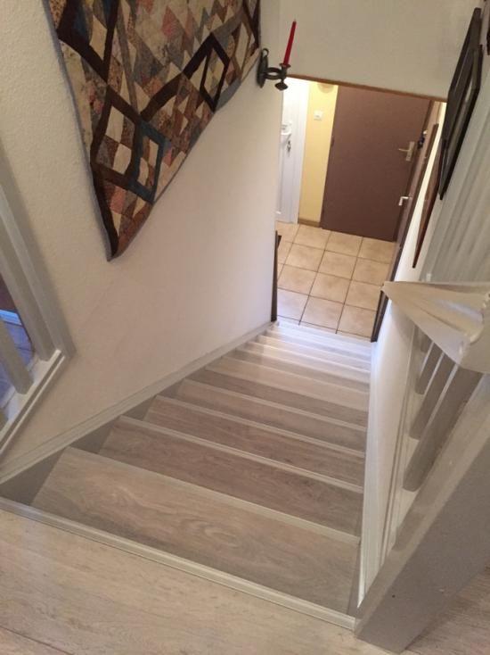 escalier, rénovation descalier, recouvrement descalier  escalier