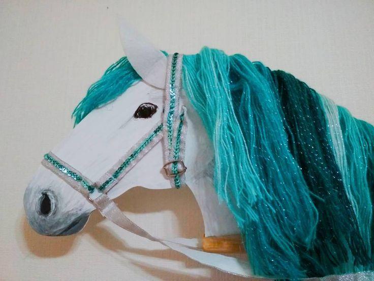 🌠Fairy-tale hobby horse 🌠 #stickhorse #hobbyhorse #horseschildrengift #horsesgift #horselovergift #Whitestickhorse #rockinghorse #fairytalehorse #toys #etsy #whitestickhorse http://etsy.me/2HUkTYw