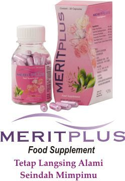 Jamu MeritPlus Lose weight fast the natural & healthier way (30 caps) NEW! http://www.tripleclicks.com/13322422/detail.php?item=150384