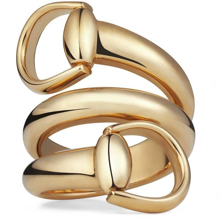 want, need, gotta have it! lovely gift for me, gift for horse lovers or anyone who likes gold!! Horsebit ring afflink