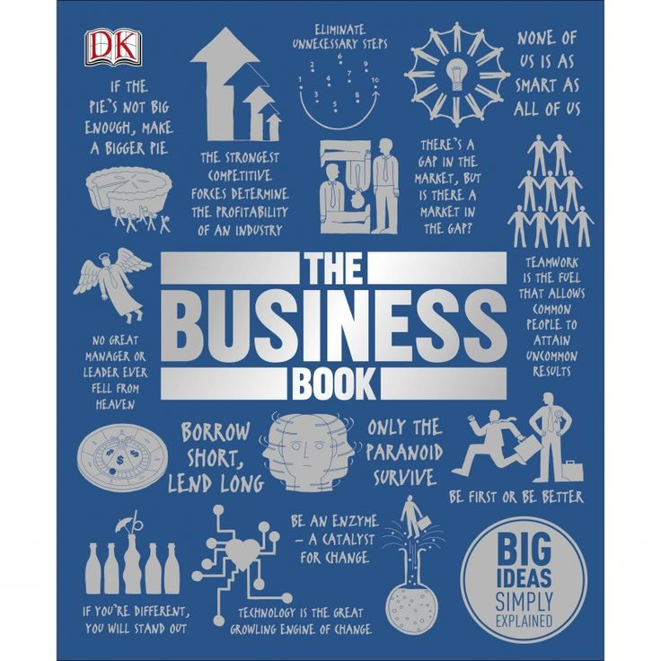 46 best business management books images on pinterest business the business book big ideas fandeluxe Image collections
