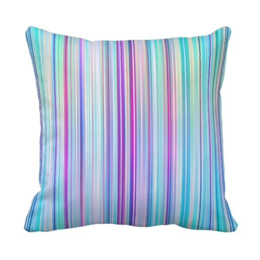Stripes Pillow My Pillows Ornaart Pinterest Pillows