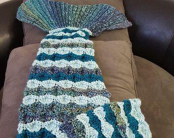 Shark Tale Cocoon Crochet Pattern Free : 17 Best ideas about Mermaid Tail Blanket Pattern on ...