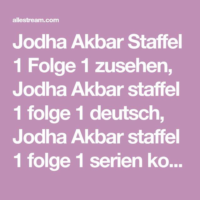 Jodha Akbar Auf Deutsch