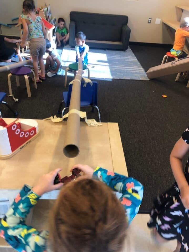 Bridge-Building Preschool STEM Activities for Preschoolers ...