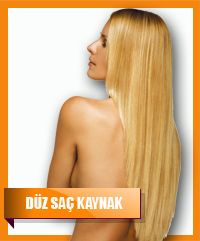 Düz Saç Kaynak