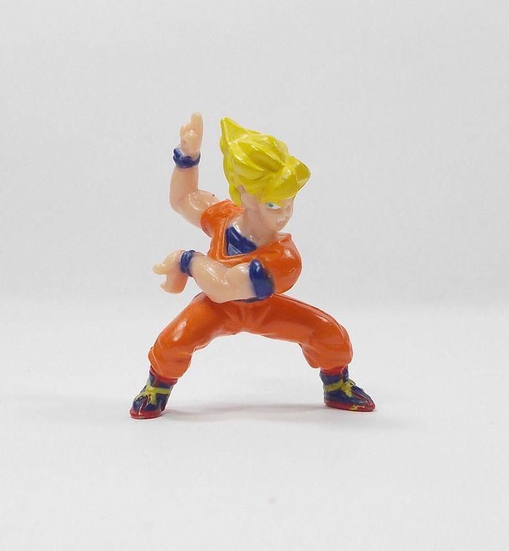 Dragon Ball Z - Micro Mini Figure - 3.5 cm Tall - 1989 B.S.S.T.A (48)