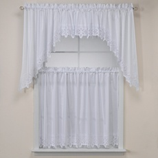 kaitlyn kitchen window curtain tiers kitchen window rodsbed bath u0026