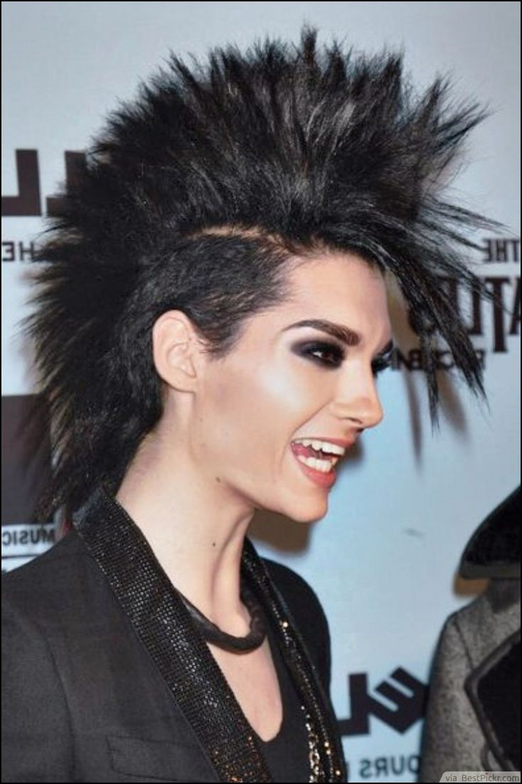25 Trending Punk Rock Hairstyles Ideas On Pinterest