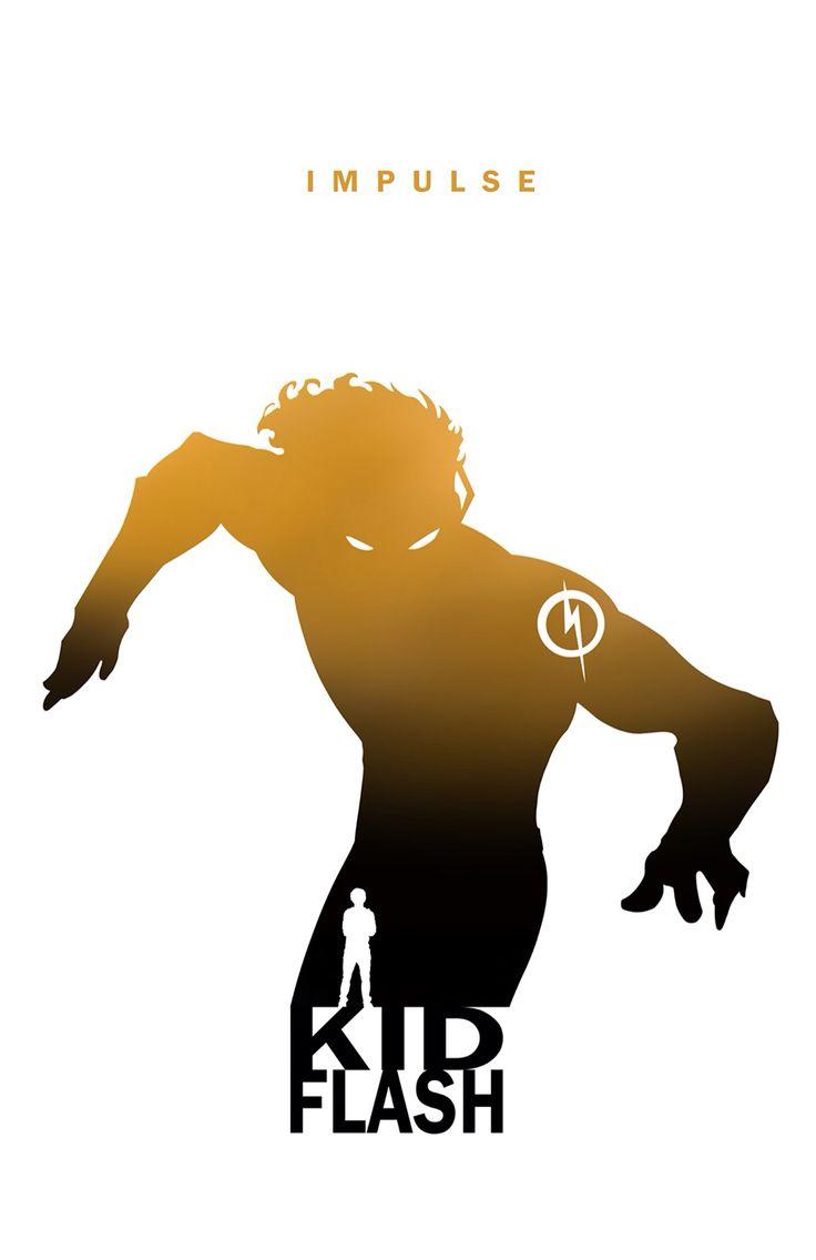 Kid Flash by Steve Garcia