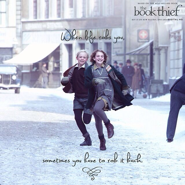 Rudy Steiner The Book Thief Quotes: Book Thief / Rudy / Liesel