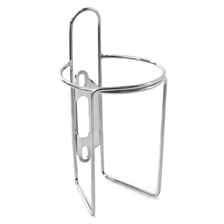 Ideal for your retro ride, this Velo Orange Grand Cru MKII Type II Bottle Cage is handmade from 3mm stainless steel rod. It is the tabbed version to hold you bottle securely in the cage. Share this…