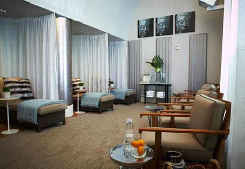 Located on famous Nob Hill in San Francisco, Nob Hill Spa at The Scarlet Huntington luxury hotel is celebrating its 15 year anniversary. Luxury VIP spa!