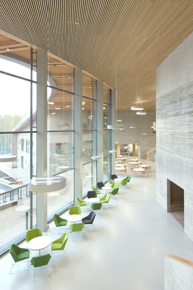Verstas Architects Saunalahti School Exemplifies Finnish School