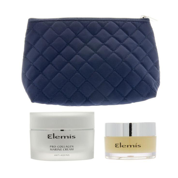 ELEMIS Pro-Collagen: Marine Cream + balsamo detergente (2 pz) #QVCPressDay