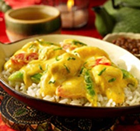 Thai Red Chicken Curry - I love SILK and was surprised to see they have recipes to use it with. I've always just used it in place of normal milk - found this and it sounds like something worth trying: Thai Red Curry, Red Chicken, Thai Chicken, Curry Yum, Chicken Curry, Meal Recipes, Favorite Recipes, Curries, Free Recipes