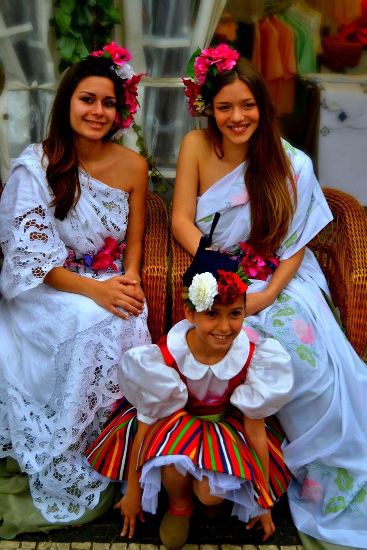 Festa da Flor / Flower Festival / Fiesta de la Flor / Fête de la Fleur / Blumenfest - Madeira
