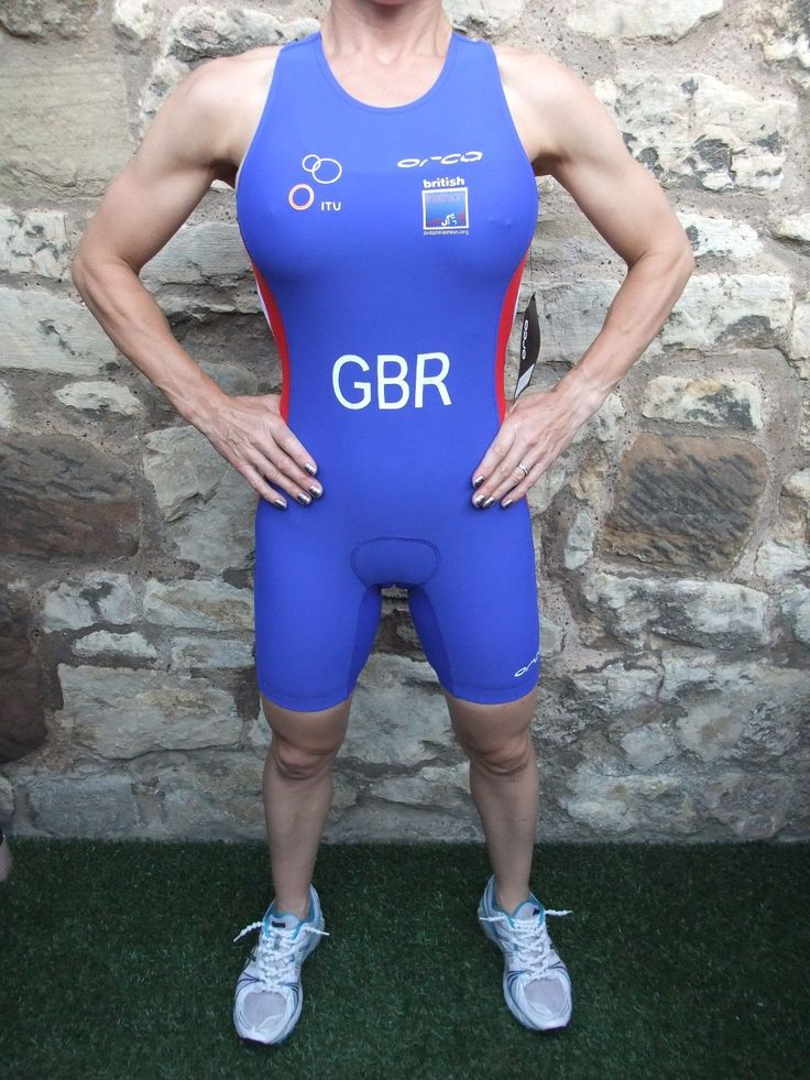 NEW LADIES WOMENS TOP QUALITY ORCA TEAM GB TRIATHLON TRI RACE SUIT SIZE UK 10 | eBay