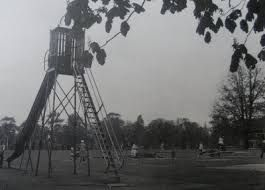 Image Result For 1950s Playground Equipment Playgrounds