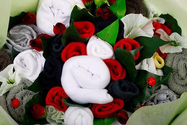 Ladybug Big Hearted Bouquet