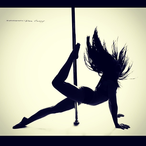 105 best pole dance silouette images on pinterest pole for Best dance classes in nyc