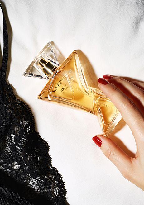 Temptation! Oriflame So Fever Eau de Parfum