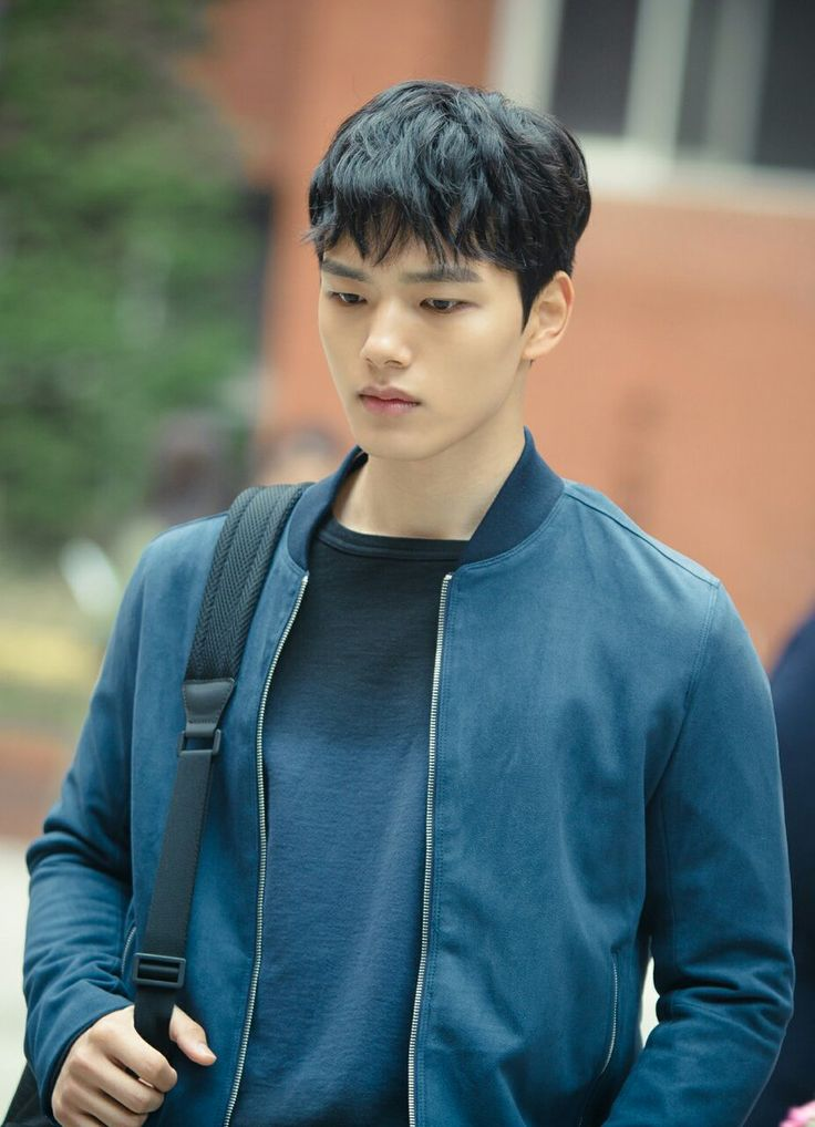 Yeo Jin Goo is such a cutie