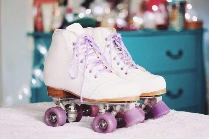 Beautiful skates