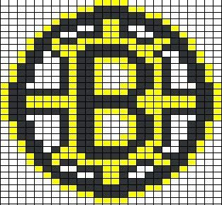 Working on a Boston Bruins inspired shawl. The pattern is called Stanley Cup Shawl which I found on Ravelry.com. Here is a direct...