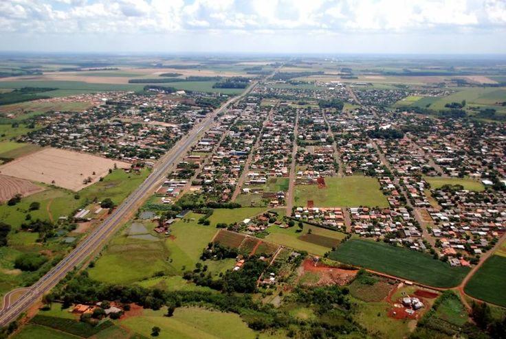 Santa Terezinha de Itaipu, Paraná, Brasil - pop 22.353 (2014)