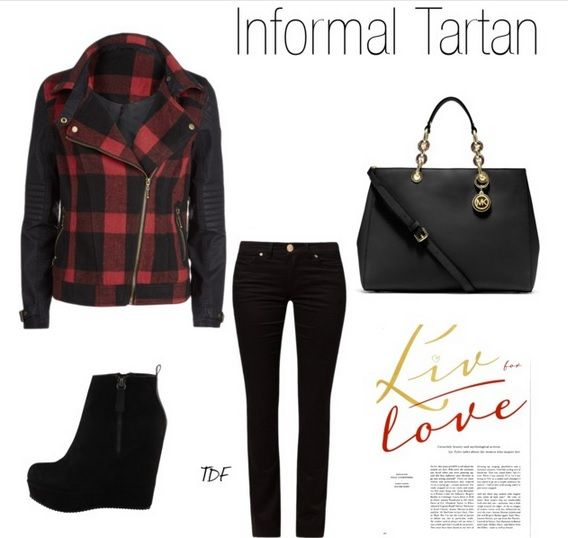Informal Tartan