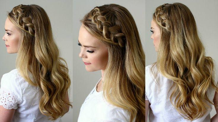 Dutch Headband Braid Tutorial | Missy Sue