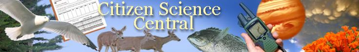 Citizen Science Central @Denise H. Cornell. Citizen science, volunteer monitoring, participatory action research... this site supports organizers of all initiatives where public participants are involved in scientific research.