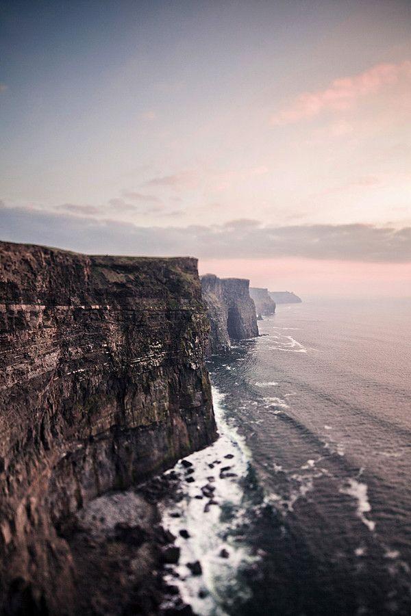 Cliffs of Moher | Ireland (by Sebastian Schubanz)