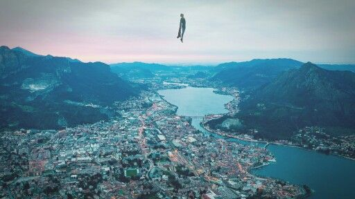 Supermanflying... #superman#superpowers#photoshop